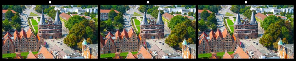 Holsten Gate of Lubeck by Josep Barbera, Elche, Alicante Spain Honorable Mention