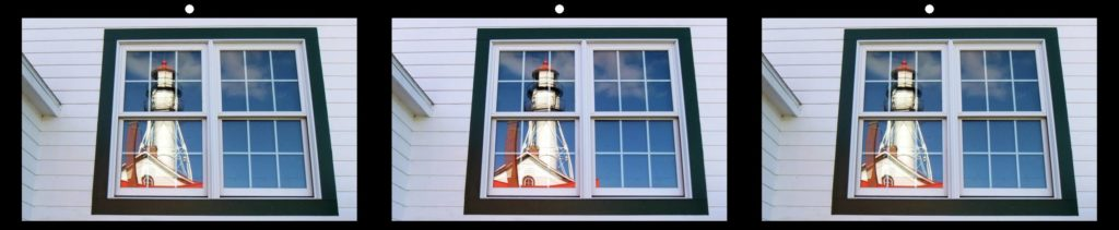 Whitefish Point Lighthouse Reflected by Signe Emmerich, East Troy, WI USA
