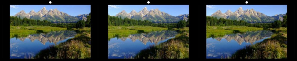 Teton Pond by Russ Gager, Chicago, IL USA