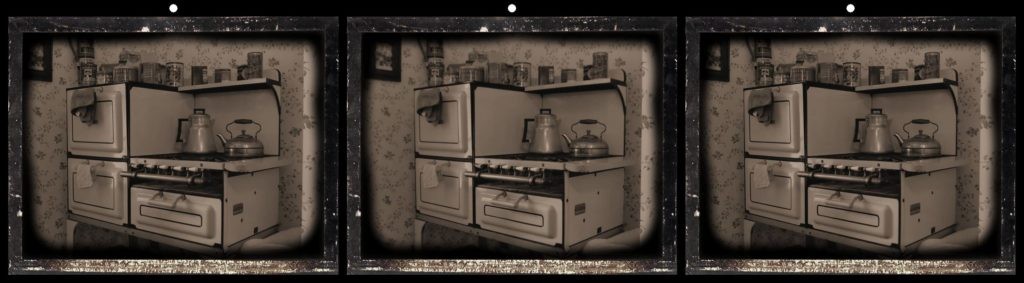 Kitchen from the Past by George Philosophos, Homer Glenn, IL USA
