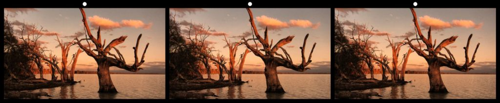 Dusk at Lake Menanee No2 by Bob Price, Enmore, NSW Australia Best of Show, Best First-Time OISE Entrant
