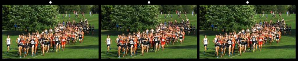 Cass Benton Hills Cross Country by Rick Shomsky, Canton, MI USA Honorable Mention