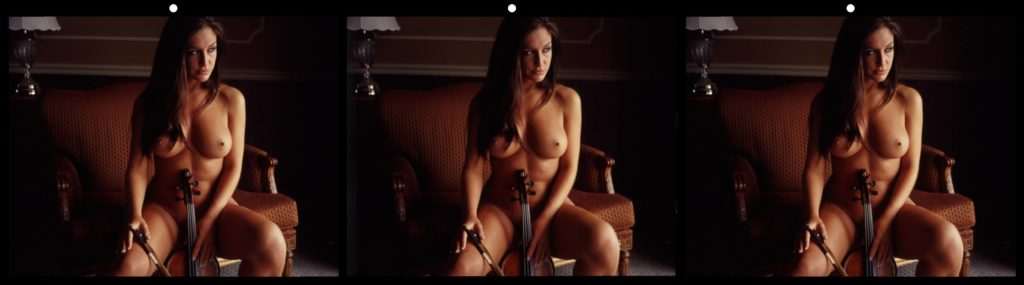 First Violinist by Cecil Stone, Orlando, FL USA