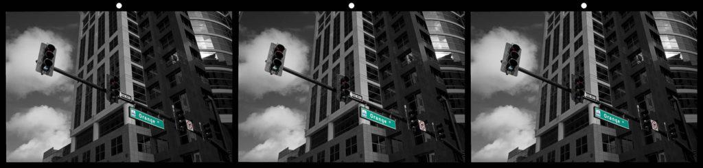 Orange Ave B+W by Cecil Stone, Orlando, FL USA